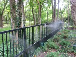 Mosquito Misting Systems And Control Dallas
